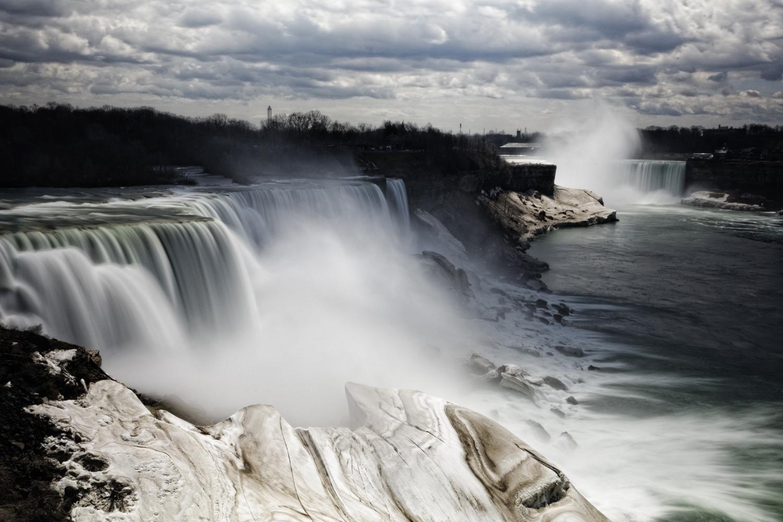 Niagara Falls, Niagara, waterfall